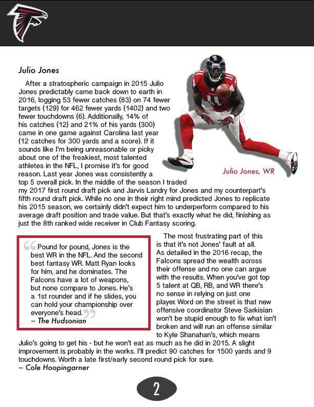 A Look Inside - Atlanta Falcons - 2
