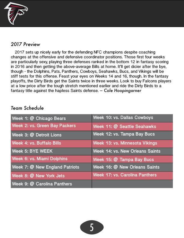 A Look Inside - Atlanta Falcons - 5