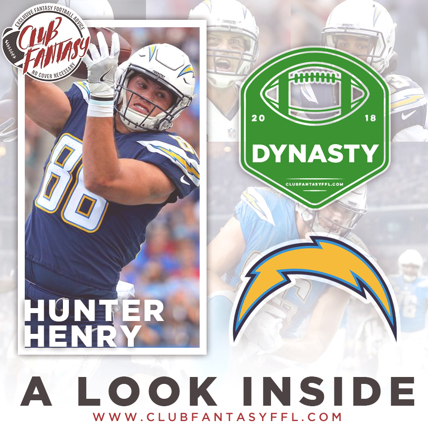 06_Hunter Henry_Chargers