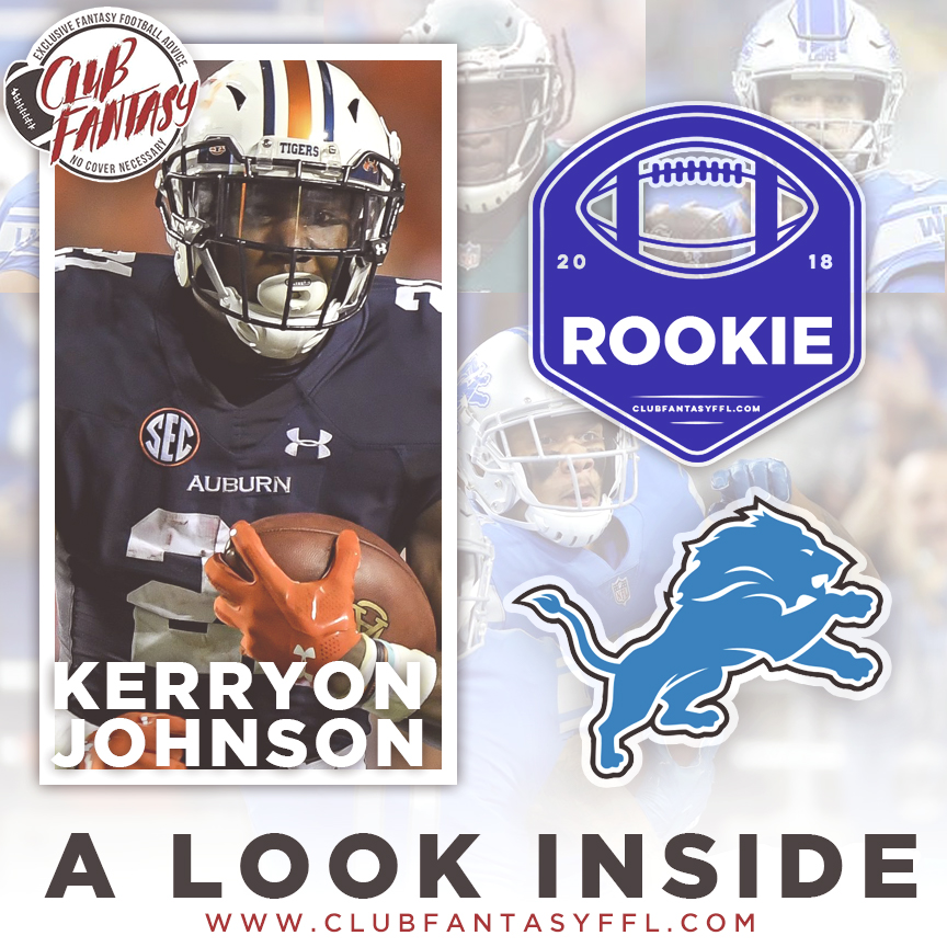 09_Kerryon Johnson_Lions